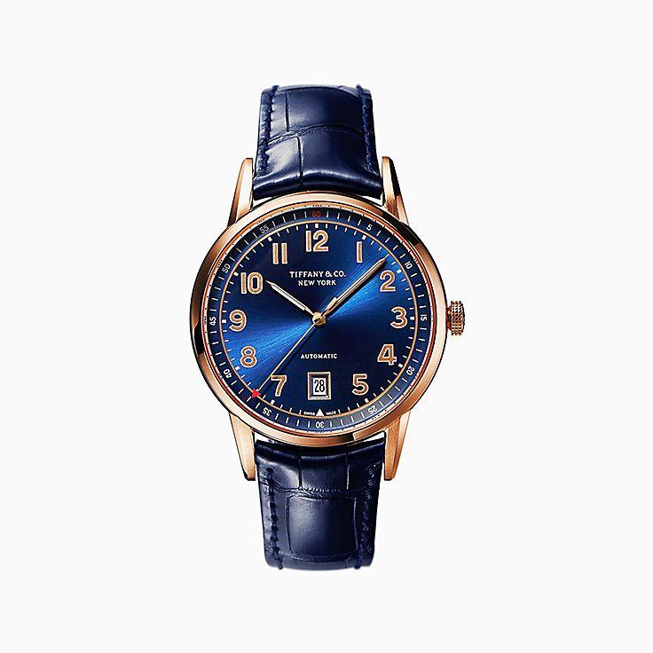 Tiffany CT60®:3-Hand 40 mm Watch