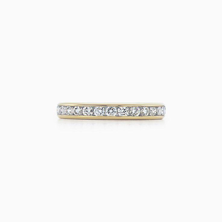 Tiffany® Diamond Wedding Band
