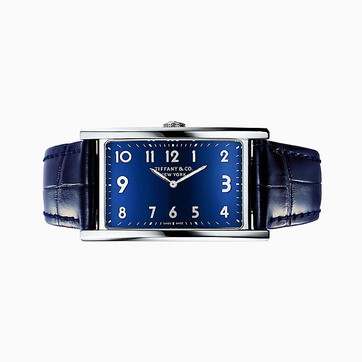 Tiffany East West®:2-Hand 42 x 25 mm Watch