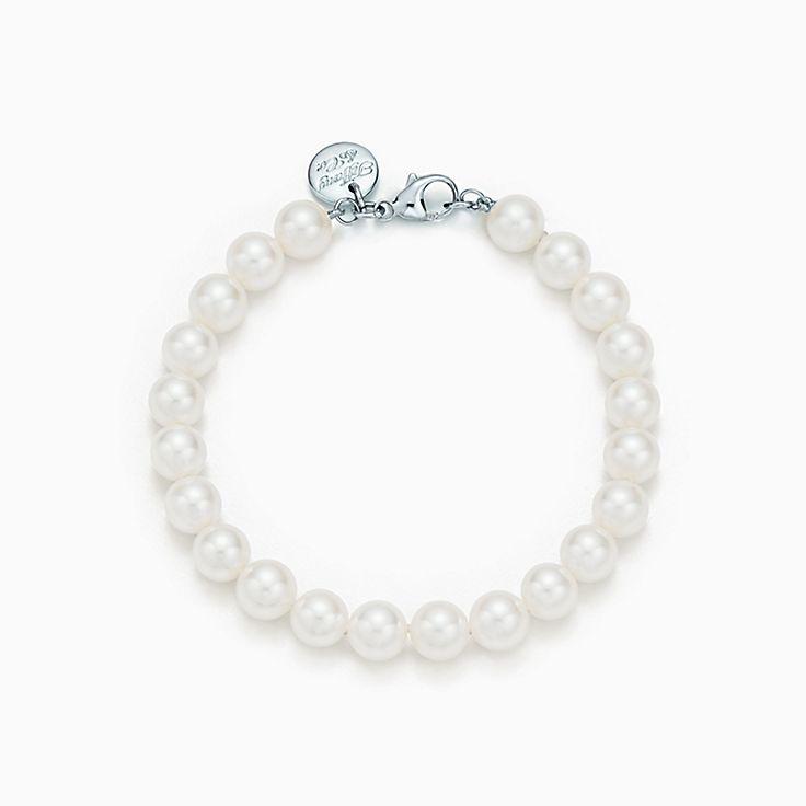 Tiffany Essential Pearls:Браслет