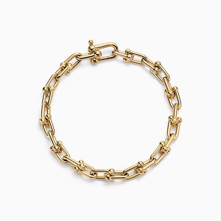 Tiffany HardWear: браслет из звеньев