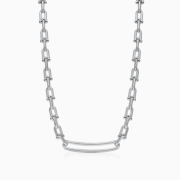 Tiffany HardWear:扣環項鏈