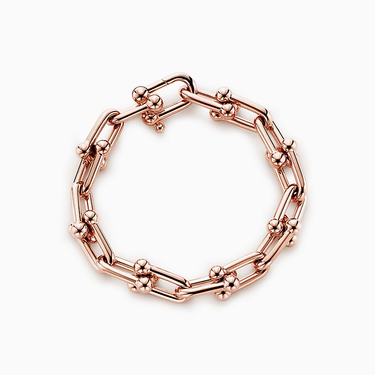 Tiffany HardWear: pulseira de elos