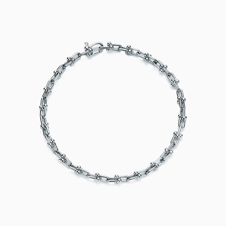 Tiffany HardWear: pulseira de microelos