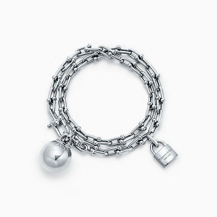 Tiffany HardWear: pulseira de voltas