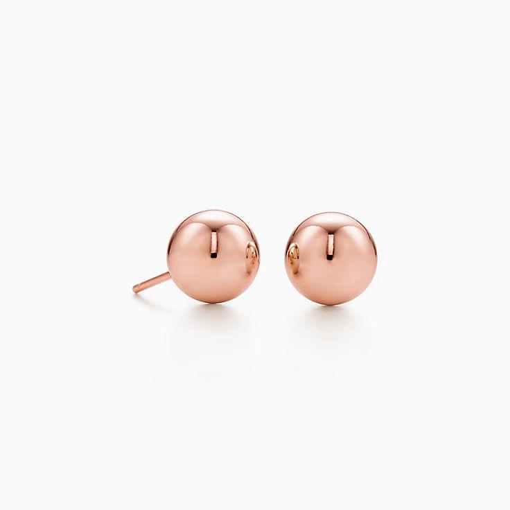 Tiffany HardWear:Ball Earrings