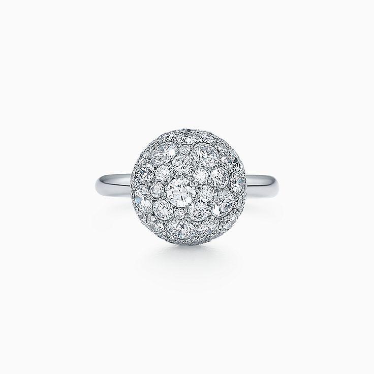 Tiffany HardWear:Ball Ring