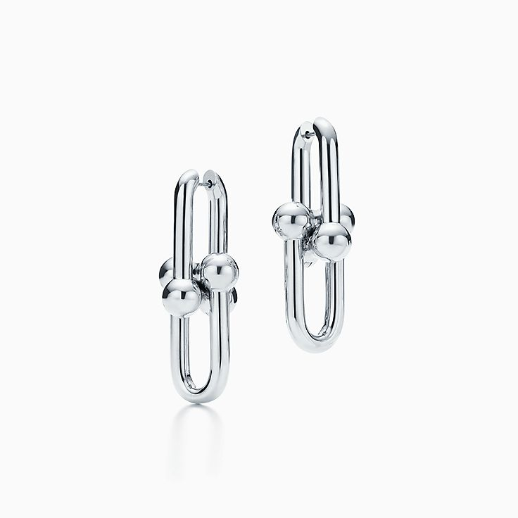 Tiffany HardWear:Link Earrings
