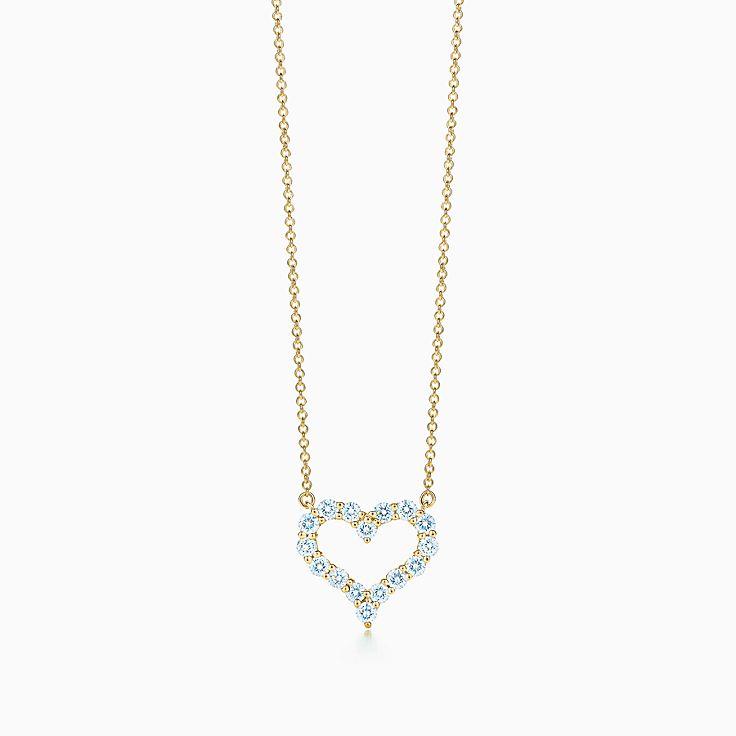 Подвеска Tiffany Hearts™