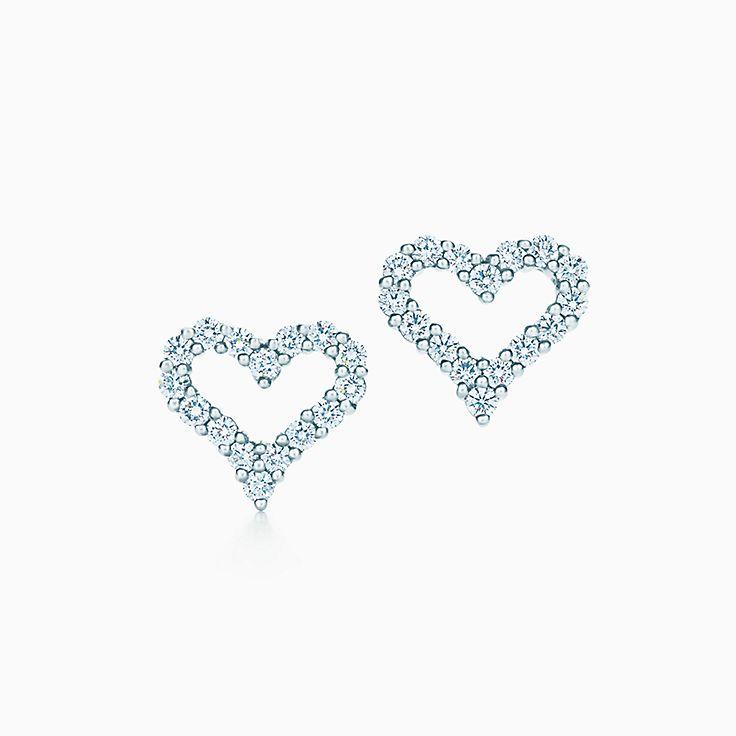 Tiffany Hearts™: Brincos