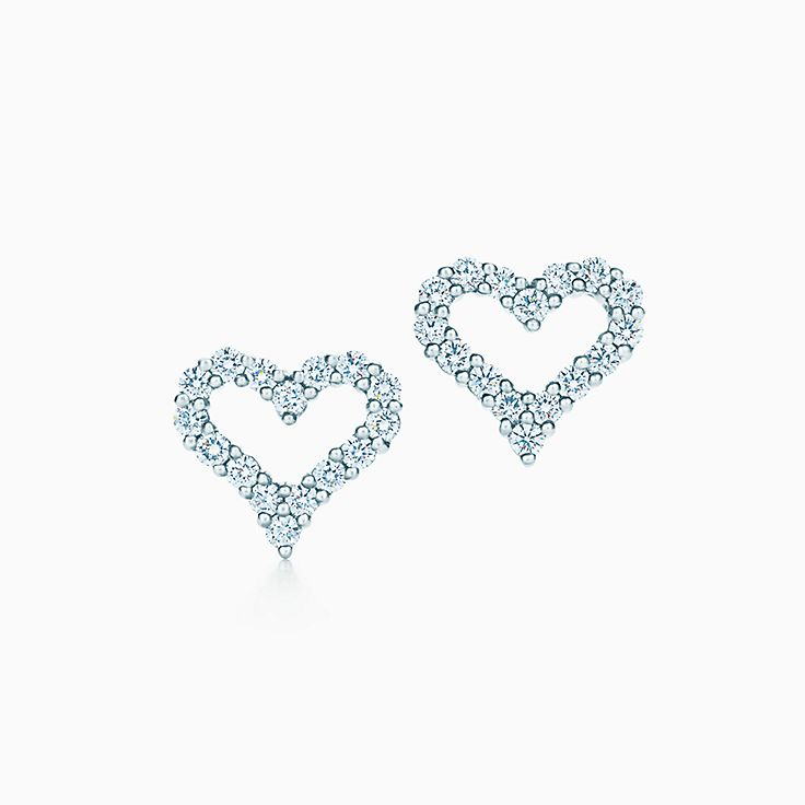 Tiffany Hearts™ earrings