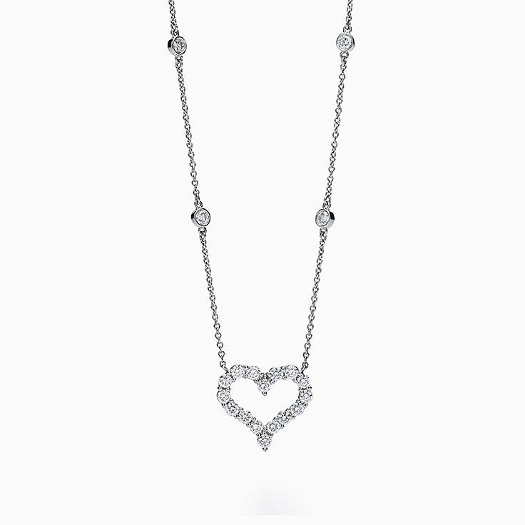 Tiffany Hearts™ necklace