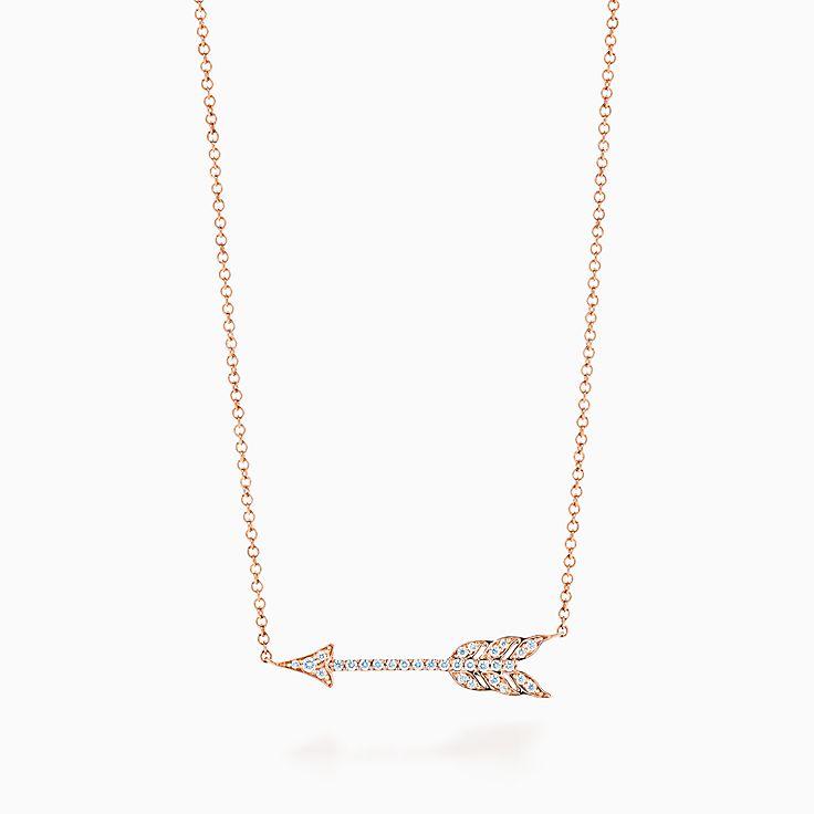 Tiffany Hearts™:Arrow Pendant