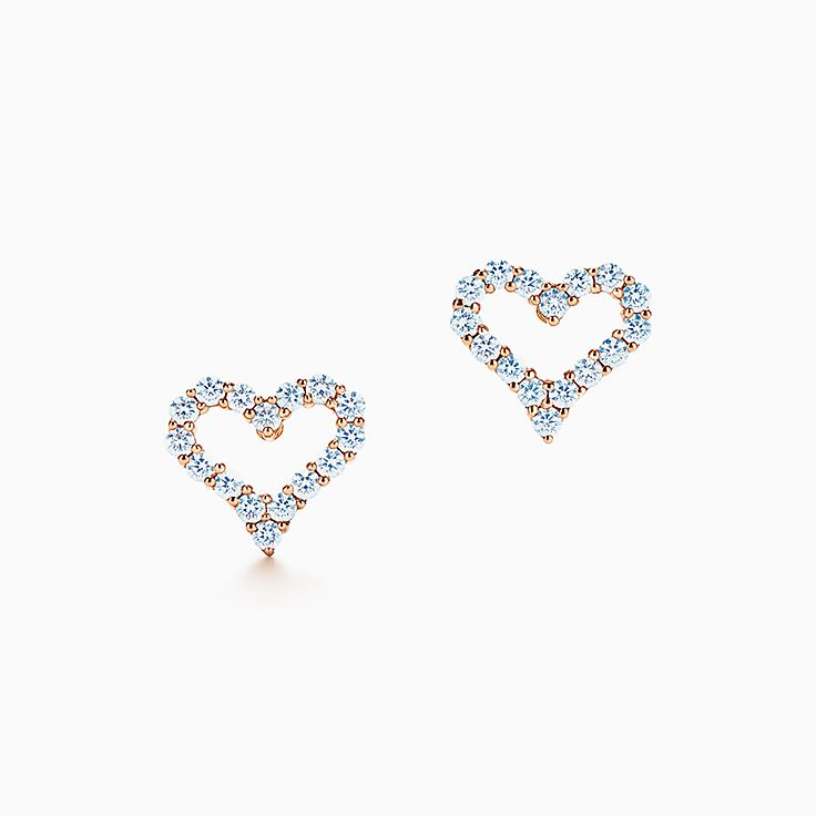 Tiffany Hearts™:Earrings