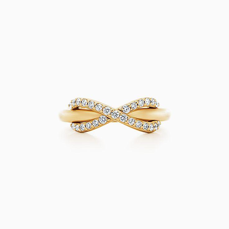 Tiffany Infinity: кольцо