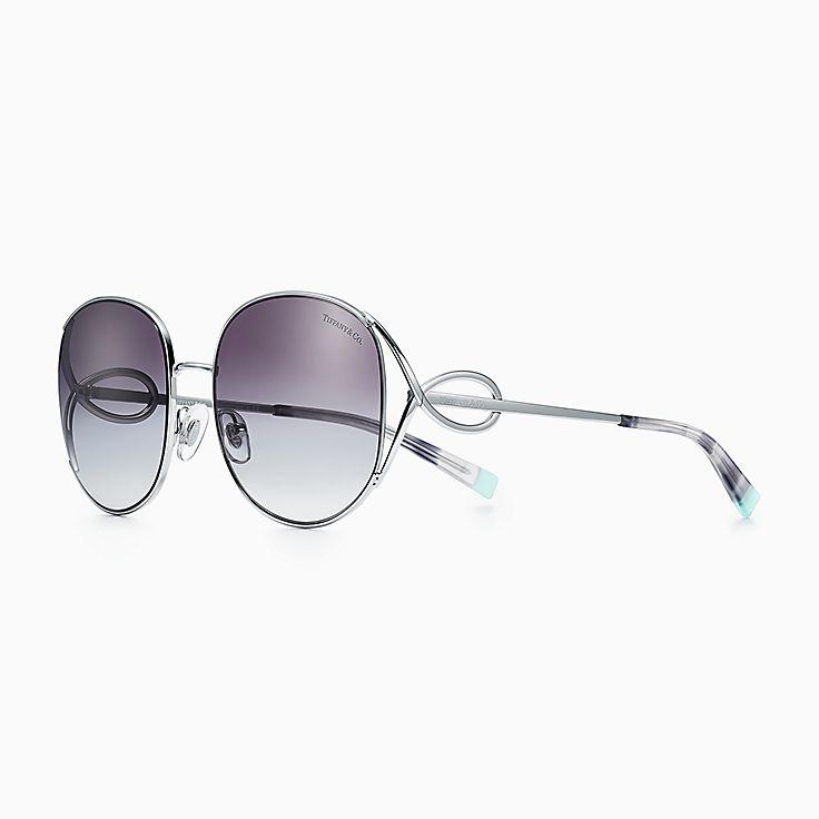 Tiffany Infinity:長方形太陽眼鏡