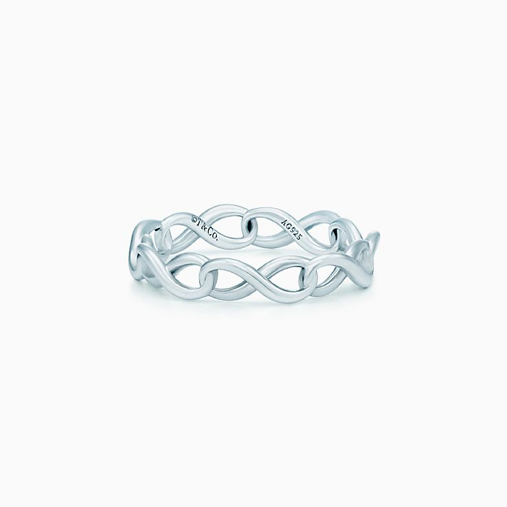 Tiffany Infinity: aliança