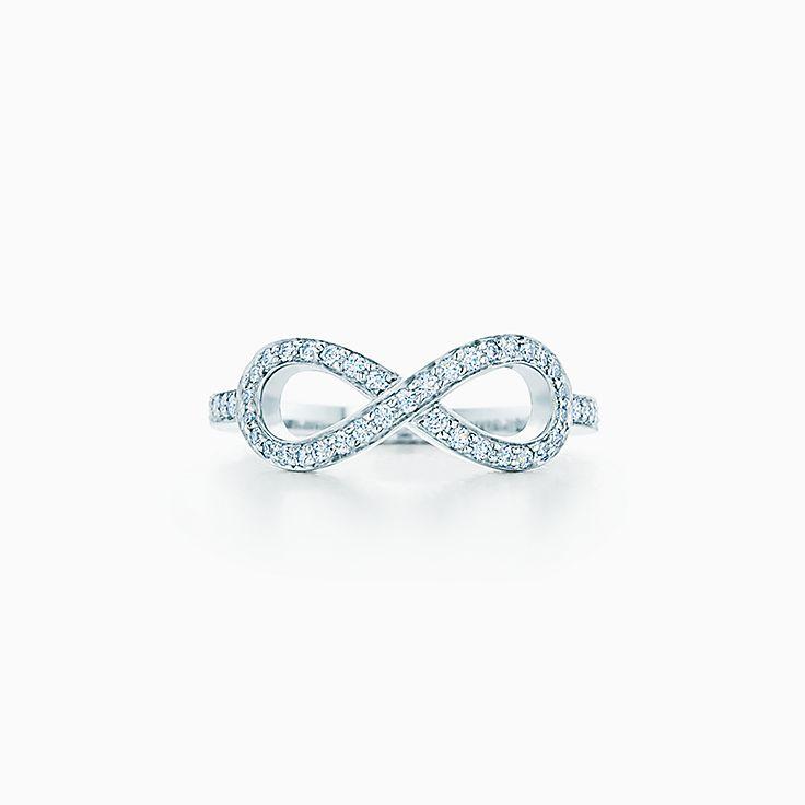 Tiffany Infinity : bague