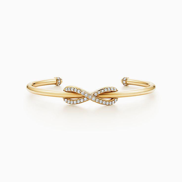 Tiffany Infinity : bracelet