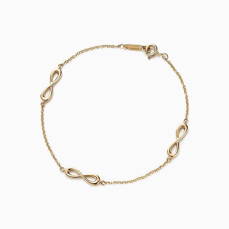 Tiffany Infinity:Endless Bracelet
