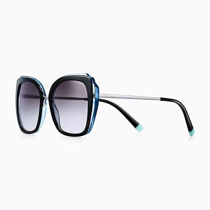 Tiffany Infinity:Square Sunglasses