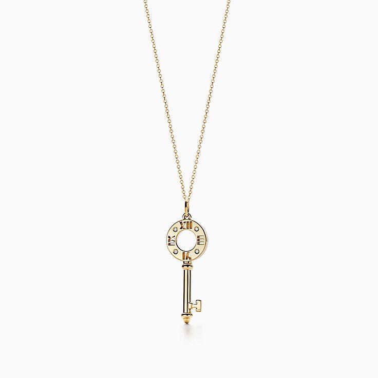 Tiffany Keys: подвеска-ключ Atlas™ с перфорацией