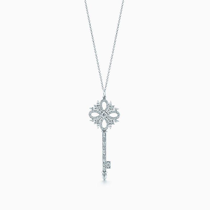 Tiffany Keys:Подвеска-ключ Tiffany Victoria™