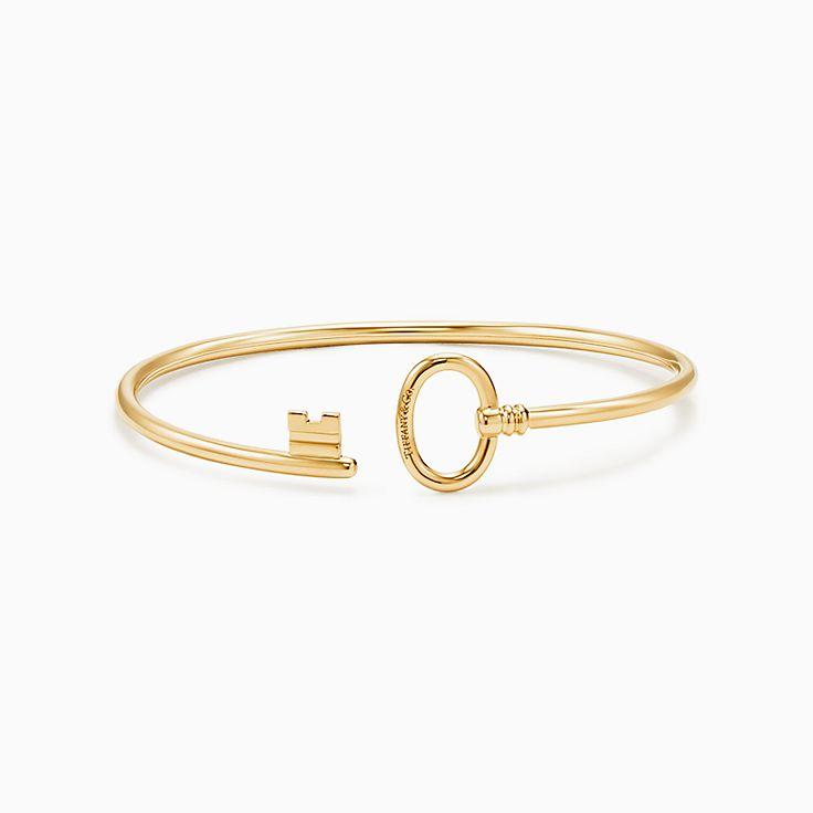 Tiffany Keys: браслет Wire