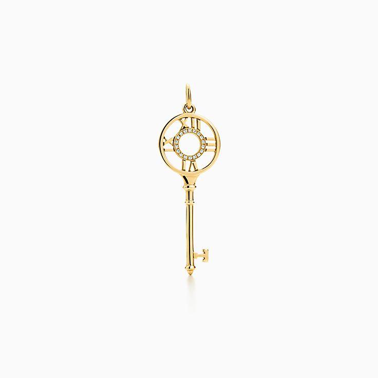 Tiffany Keys:Atlas™鑰匙鍊墜