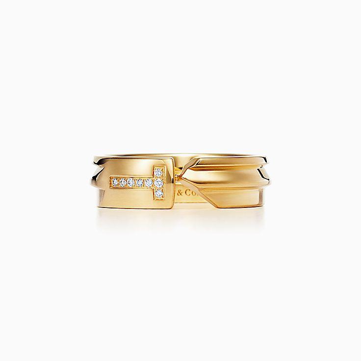 Tiffany Keys:Bague Modern Keys