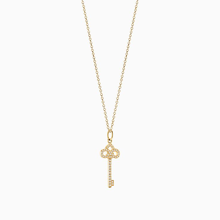 Tiffany Keys:Fleur de Lis Key