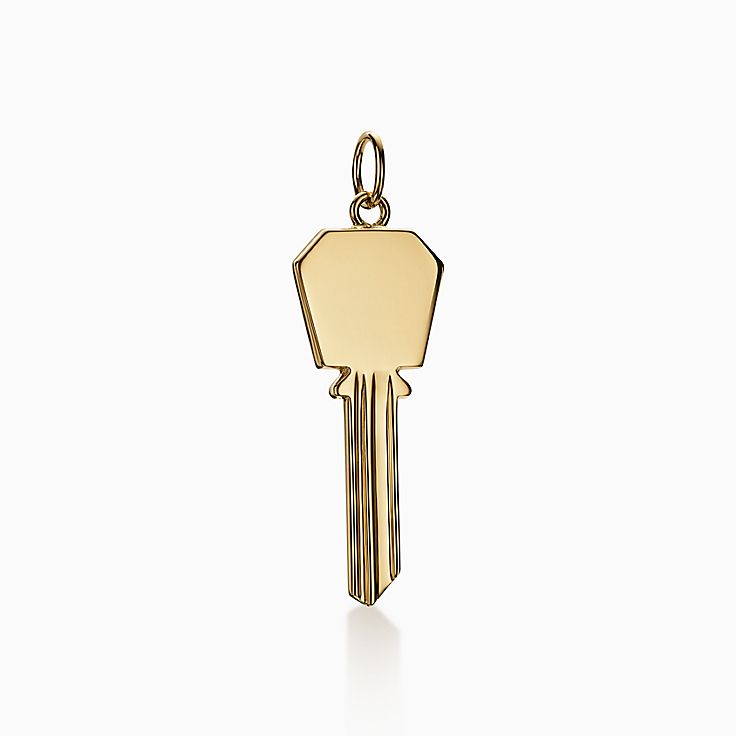 Tiffany Keys:Modern Keys Hexagon Key Pendant