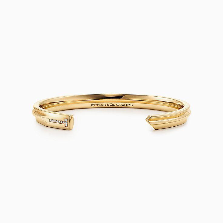 Tiffany Keys:Modern Keys Narrow Cuff