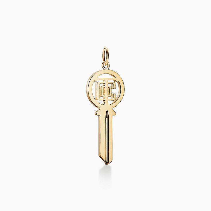 Tiffany Keys:Modern Keys T&CO.® Open Round Key