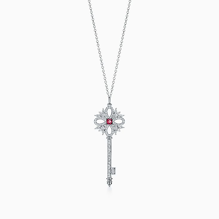 Tiffany Keys:Tiffany Victoria™ Key Pendant