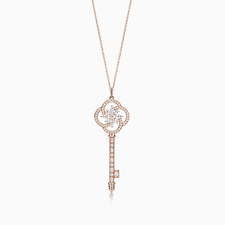 Tiffany Keys:Tiffany Victoria™ Key Pendant