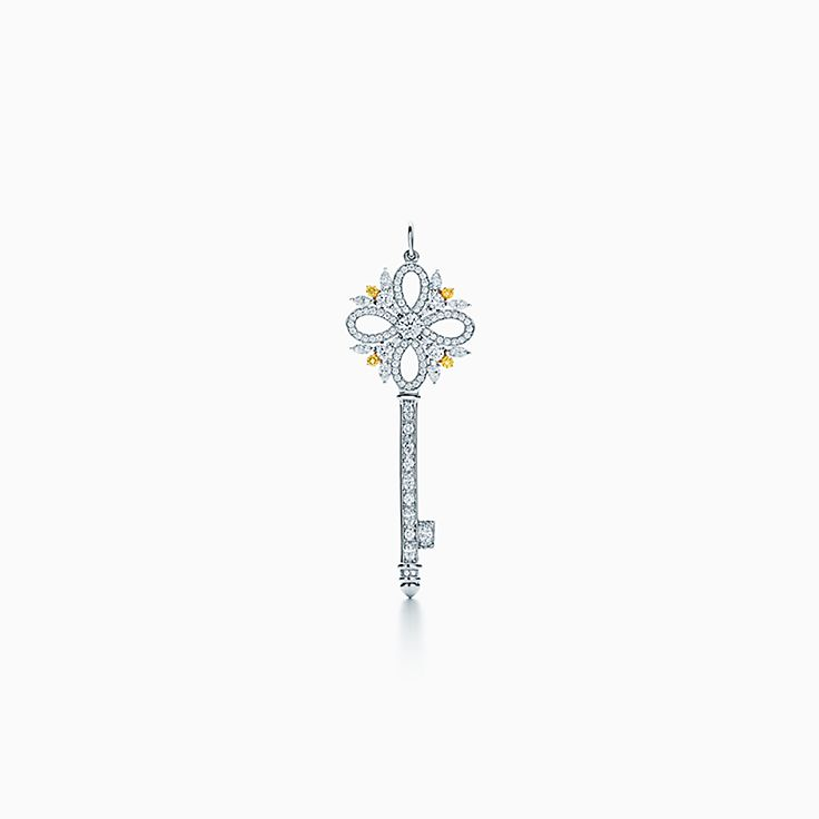 Tiffany Keys:Tiffany Victoria® Key Pendant