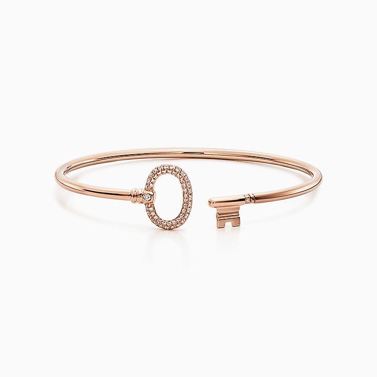 Tiffany Keys:Wire Bracelet