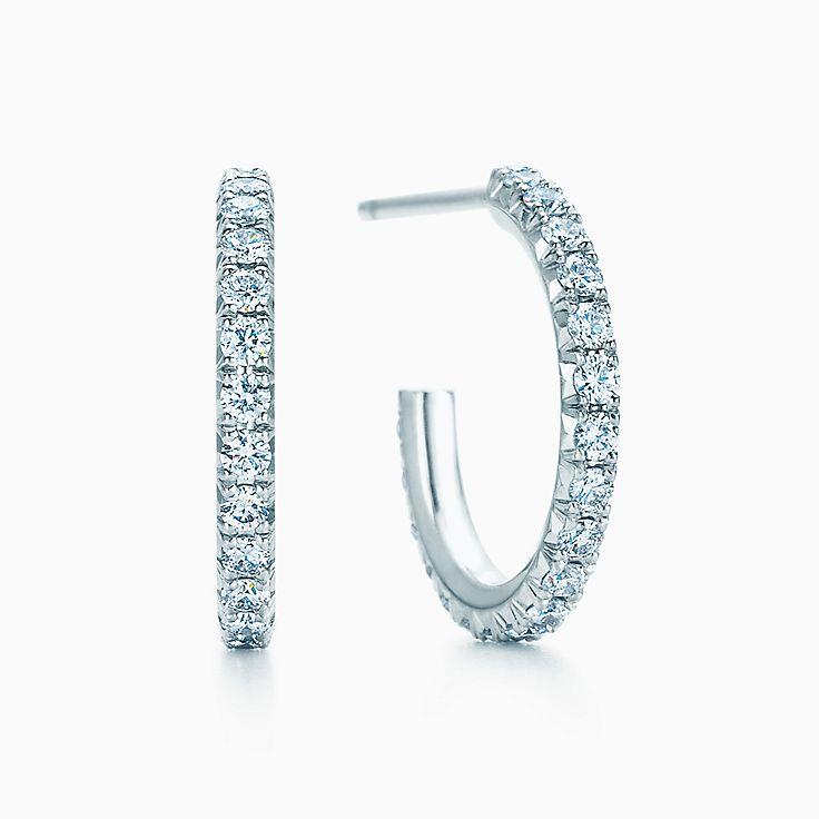 Tiffany Metro:圈形耳環