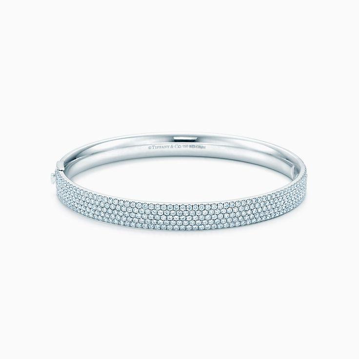Tiffany Metro:Пятирядный шарнирный браслет
