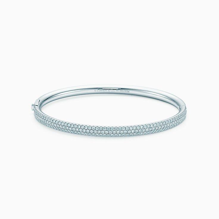Tiffany Metro:Трехрядный шарнирный браслет