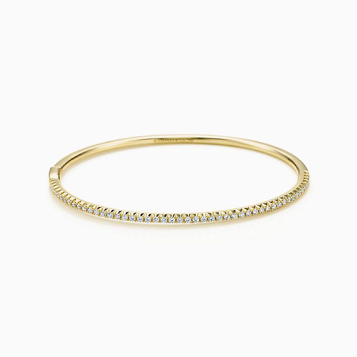 Tiffany Metro:Шарнирный браслет