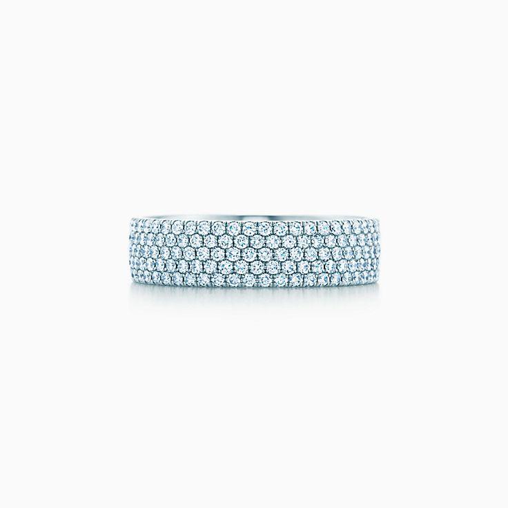 Tiffany Metro: Anello a cinque file