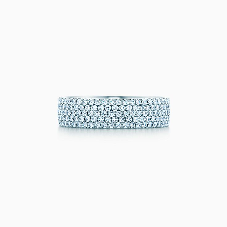 Tiffany Metro:Five-row Ring