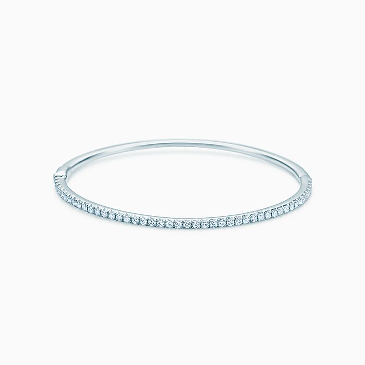 Tiffany Metro:Hinged Bangle