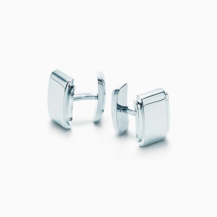 Tiffany Metropolis:Cuff Links