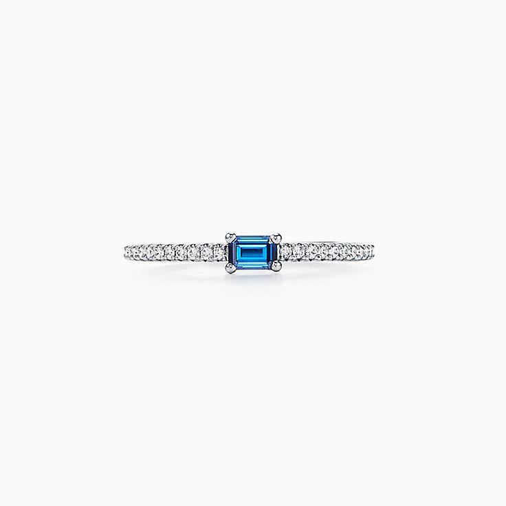 Tiffany Novo™:Кольцо Horizon