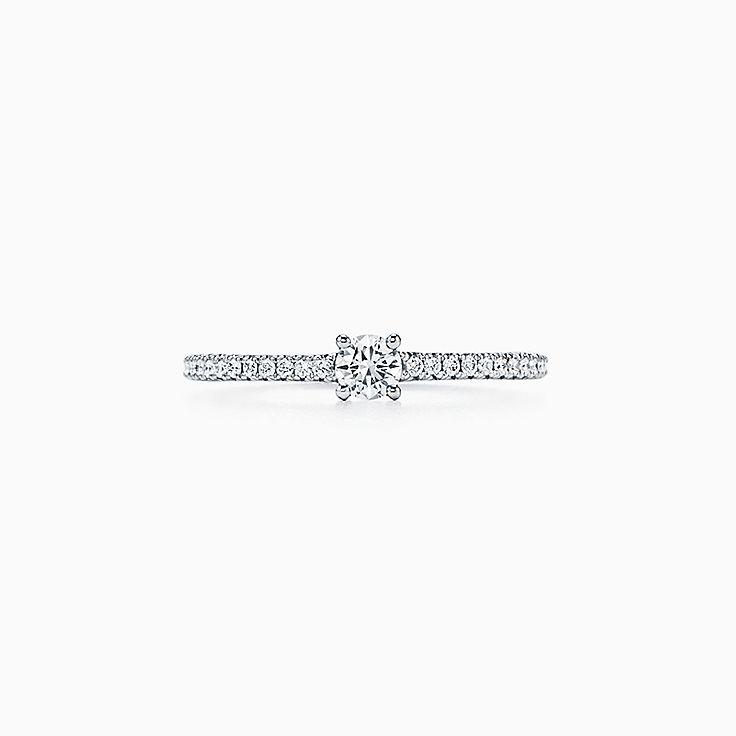 Tiffany Novo™:Round Ring