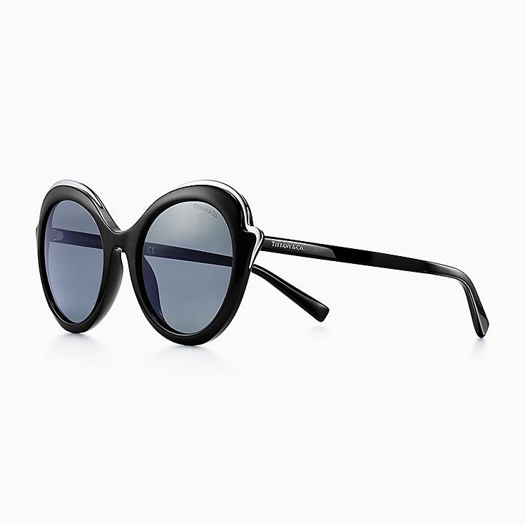 Tiffany Paper Flowers:貓眼型太陽眼鏡