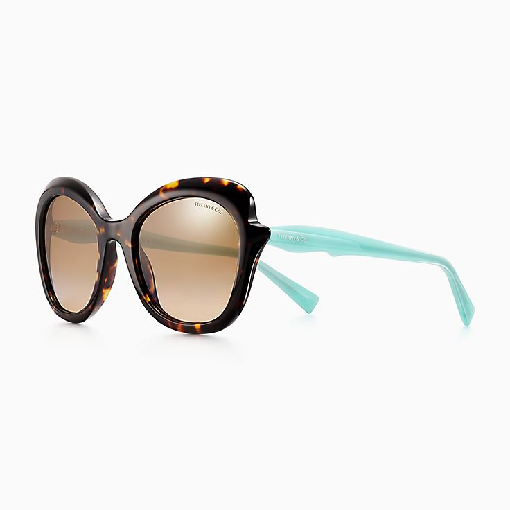 Tiffany Paper Flowers:Rectangular Sunglasses
